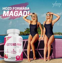 Ketoxo Pro Slim - étrendkiegészítő kapszula ketogén diétához