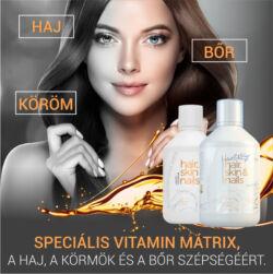 Healthy Hair, Skin & Nails vitamin kollagénnel