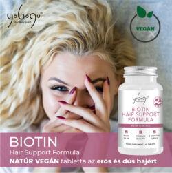 Yobogu Biotin erős körmök és haj
