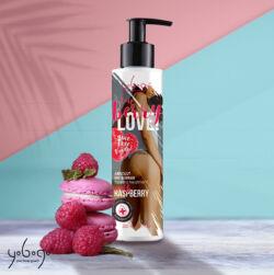 Raspberry Love a bőrszerkezet javításáért
