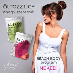 28 napos Beach Body Program