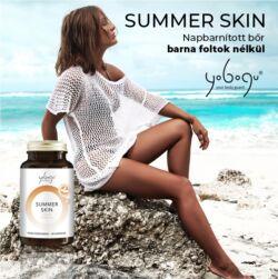 Yobogu vegan Summer skin Tartós barnasás egész nyáron