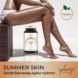 Yobogu napbarnitott bõr barna foltok nélkül
