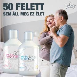 Senior Man 50+ vitamin idős férfiaknak