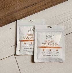 Yobogu Night Collagen - fiatalodj meg éjszaka
