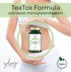 Yobogu Tea Tox Formula a karcsúbb alakért