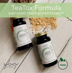 Yobogu Tea Tox Formula a fogyás segítéséhez