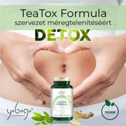 Yobogu Tea Tox Formula a szervezet kitisztításához