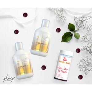 Kollagén szépség csomag - 2 db Collagen Luxe + 1 db haj gumivitamin (Közkedvelt csomag!)