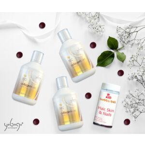 Kollagén szépség csomag - 3 db Collagen Luxe + 1 db haj-bőr gumivitamin (Teljes kúra!)