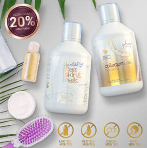 Beauty Csomag  - folyékony vitamin - 2x500 ml