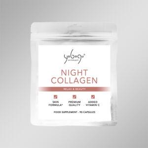 Yobogu Night Collagen - Szépülj alvás közben!