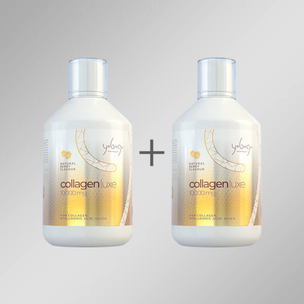 Collagen Luxe 10000 mg - folyékony vitamin - 2*500 ml