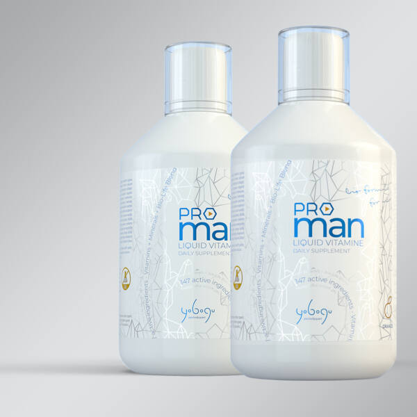 Pro Man - folyékony vitamin - 500 ml