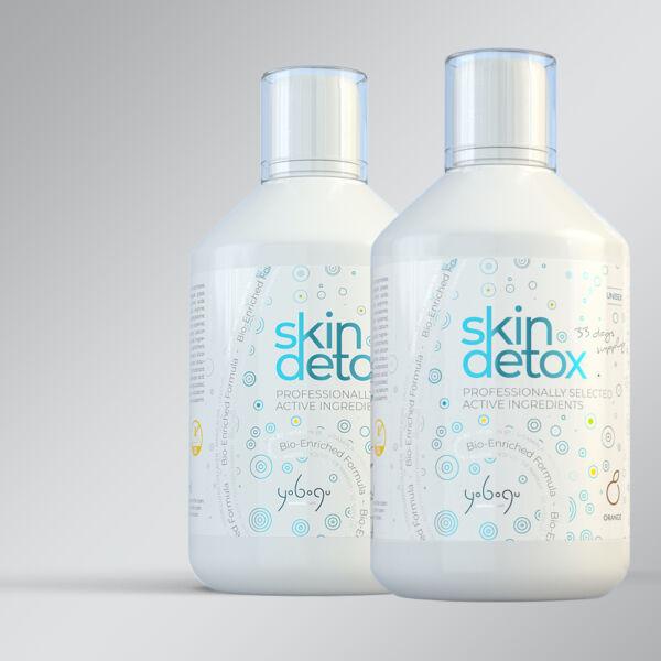 Skin Detox - folyékony vitamin - 500 ml