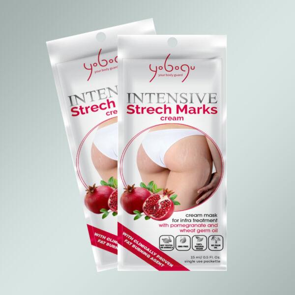 Intensive Strech Marks Cream  - zsírbontó krém - 15 ml
