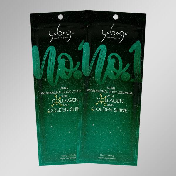 No. 1 - natur vegán testápoló krém - 15 ml