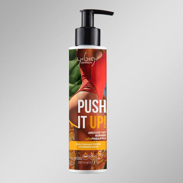 Push It Up - zsírbontó krém - 200 ml