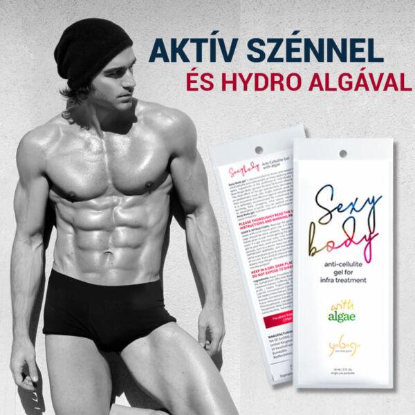 Sexy Body with algae - zsírégető krém - 15 ml