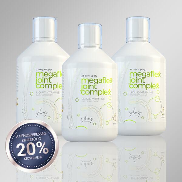 Tripla csomag - folyékony vitamin izületvédő csomag - 3x500 ml