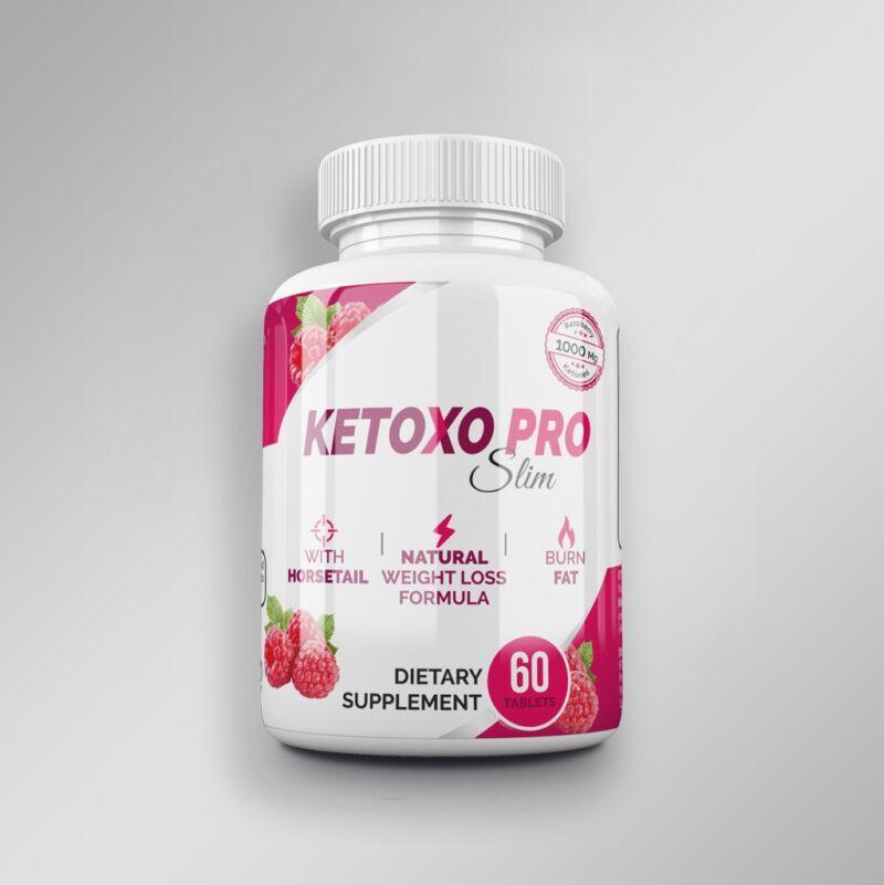 Ketoxo Pro Slim a hatékonyabb fogyásért