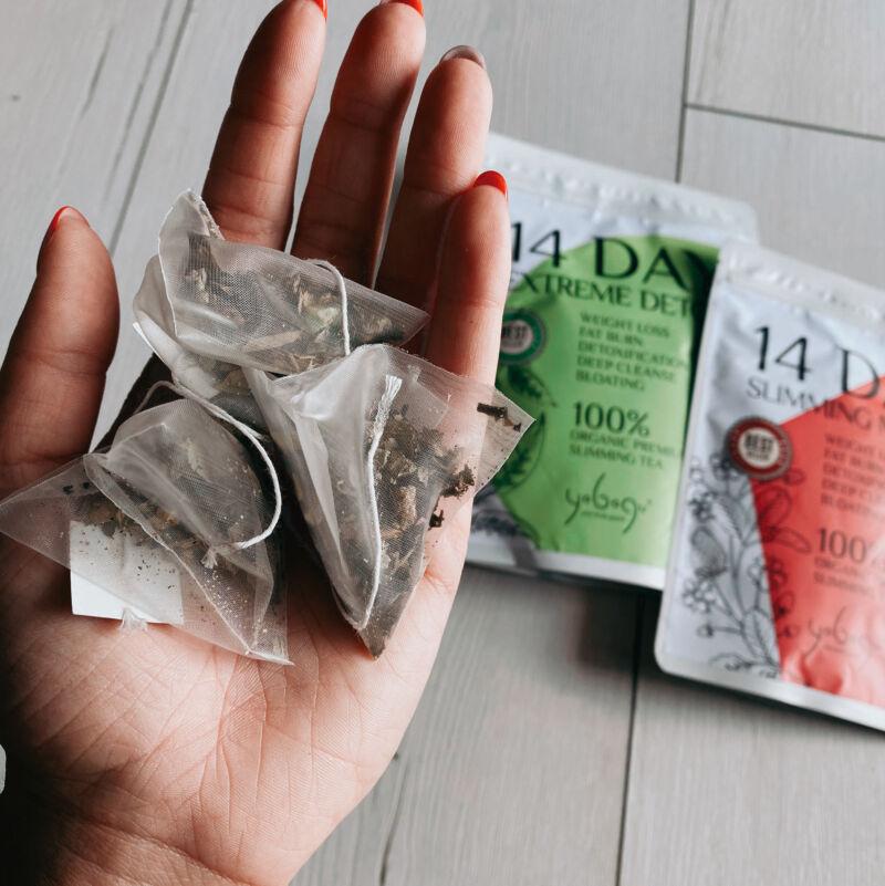 Kíméletes 28 Napos Méregtelenítő Tea Program