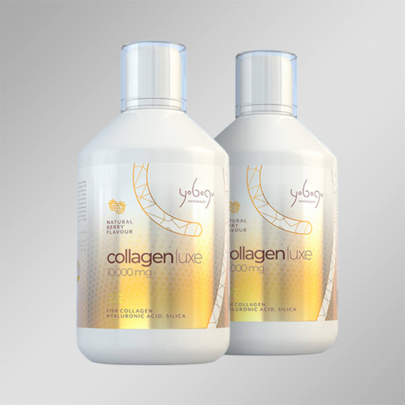 1+1 Collagen Luxe 10000 mg - folyékony vitamin