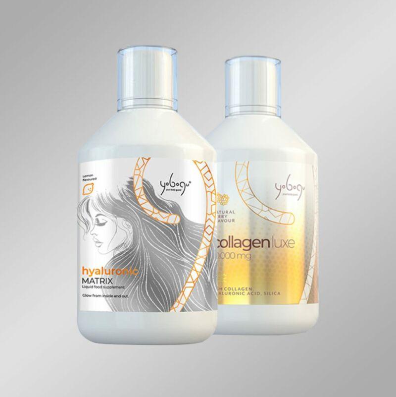 Yobogu Hyaluronic Matrix + Collagen Luxe 10000mg