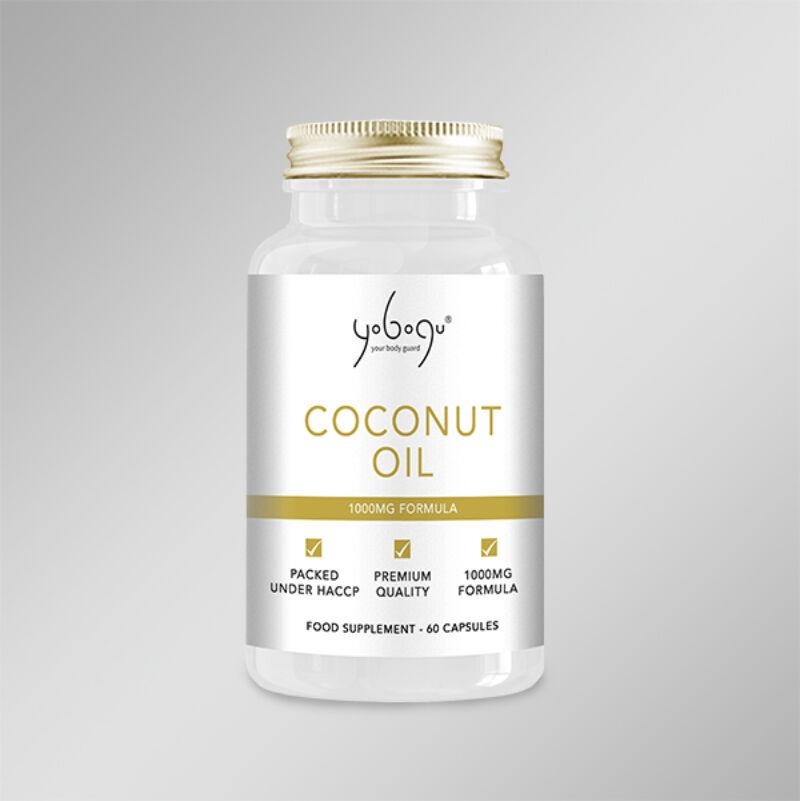 Coconut Oil egészséges zsírsavakkal a teljes életért