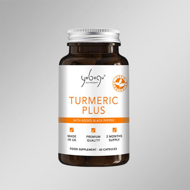 Turmeric Plus a teljes életért