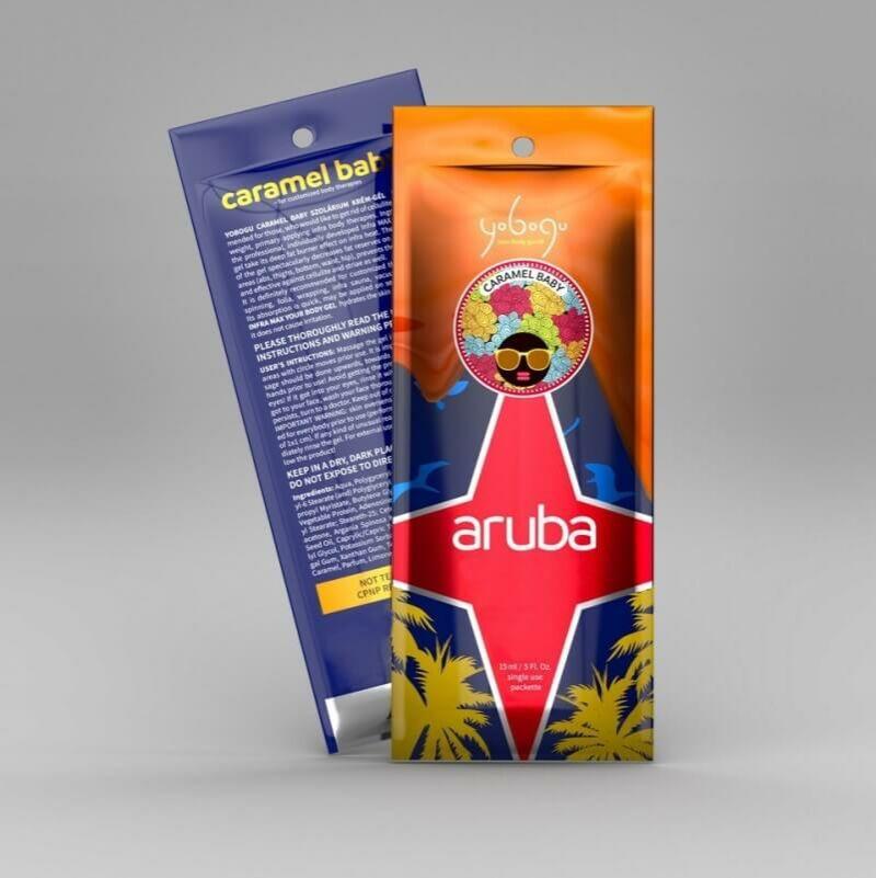 Caramel Baby - Aruba 400x - Szolárium krém