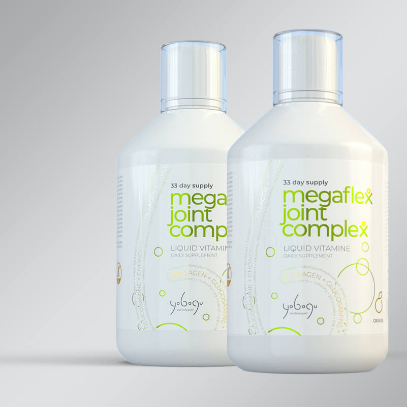 Megaflex Joint Complex - Folyékony vitamin - 500 ml
