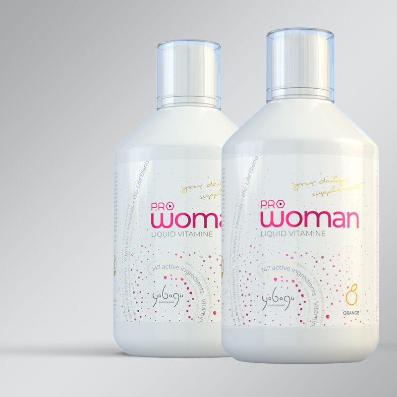 Pro Woman - folyékony vitamin - 500 ml