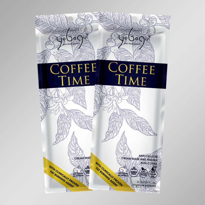 Coffee Time - zsírbontó krém - 15 ml