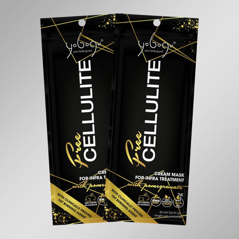 Free Cellulite - zsírbontó krém - 15 ml