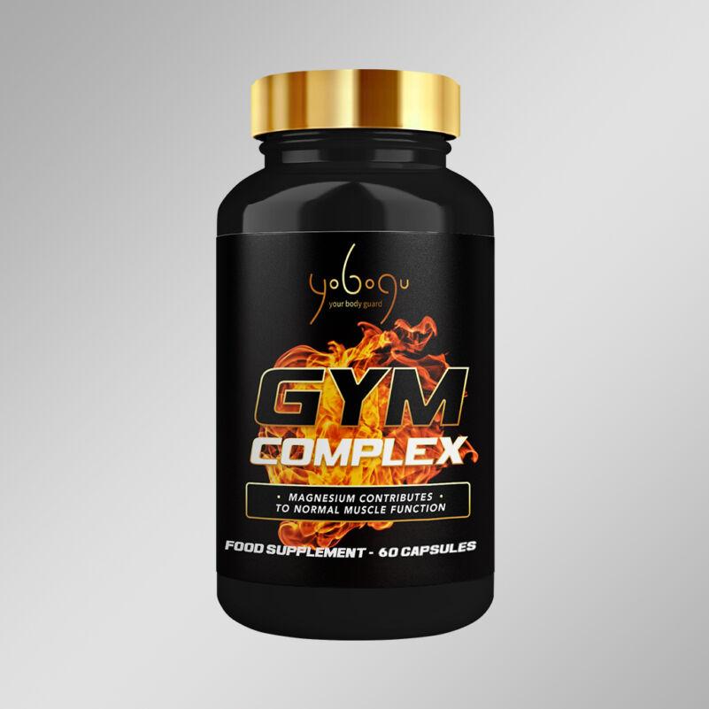 GYM Complex – kapszulás vitamin - 60 db