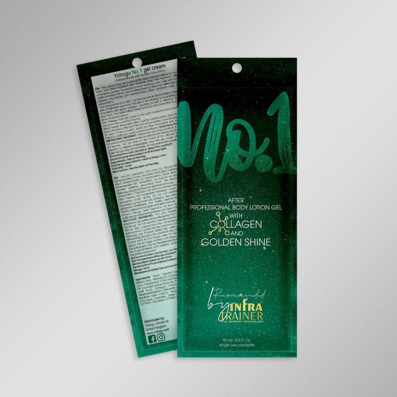 No. 1 - zsírégető krém - 15 ml