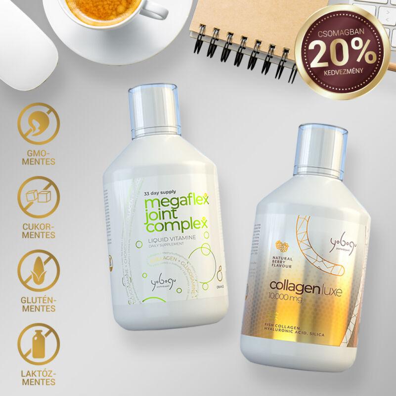 Senior csomag - folyékony vitamin izületvédő csomag - 2x500 ml