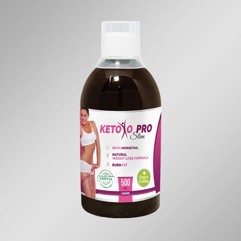 Ketoxo Pro Slim - folyékony vitamin - 500 ml